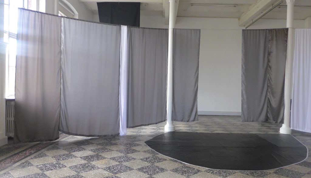 Scene, Overgaden, 2015 VÅBENHVILE
