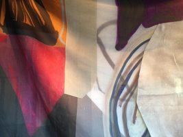 Fragment of Flag, 2018. Light Matter. Foto Jonna Pedersen